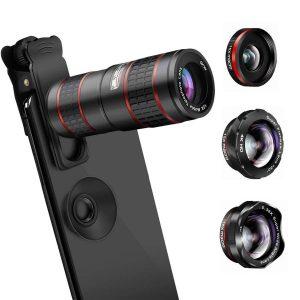 obiettivi da applicare alla fotocamera dei cellulari