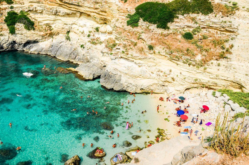 porto miggiano spiagge più belle del salento
