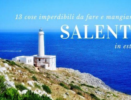 Cose da fare in Salento in estate: 13 suggerimenti da vero local