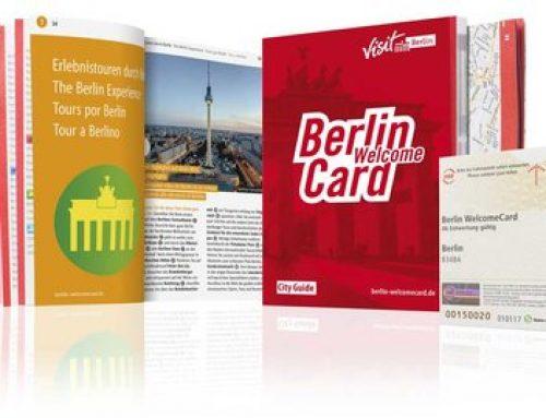 Berlin Welcome Card: risparmiare su trasporti e attrazioni