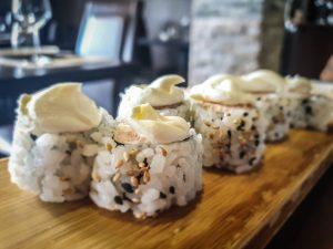 sushi lecce