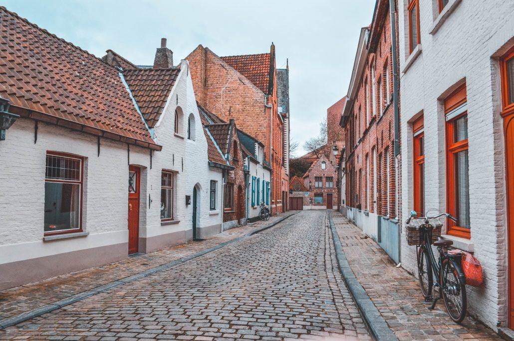 strada medievale bruges