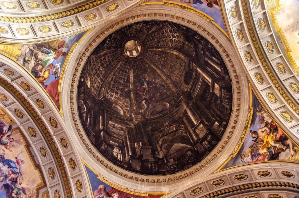 Chiesa di sant'Ignazio Loyola