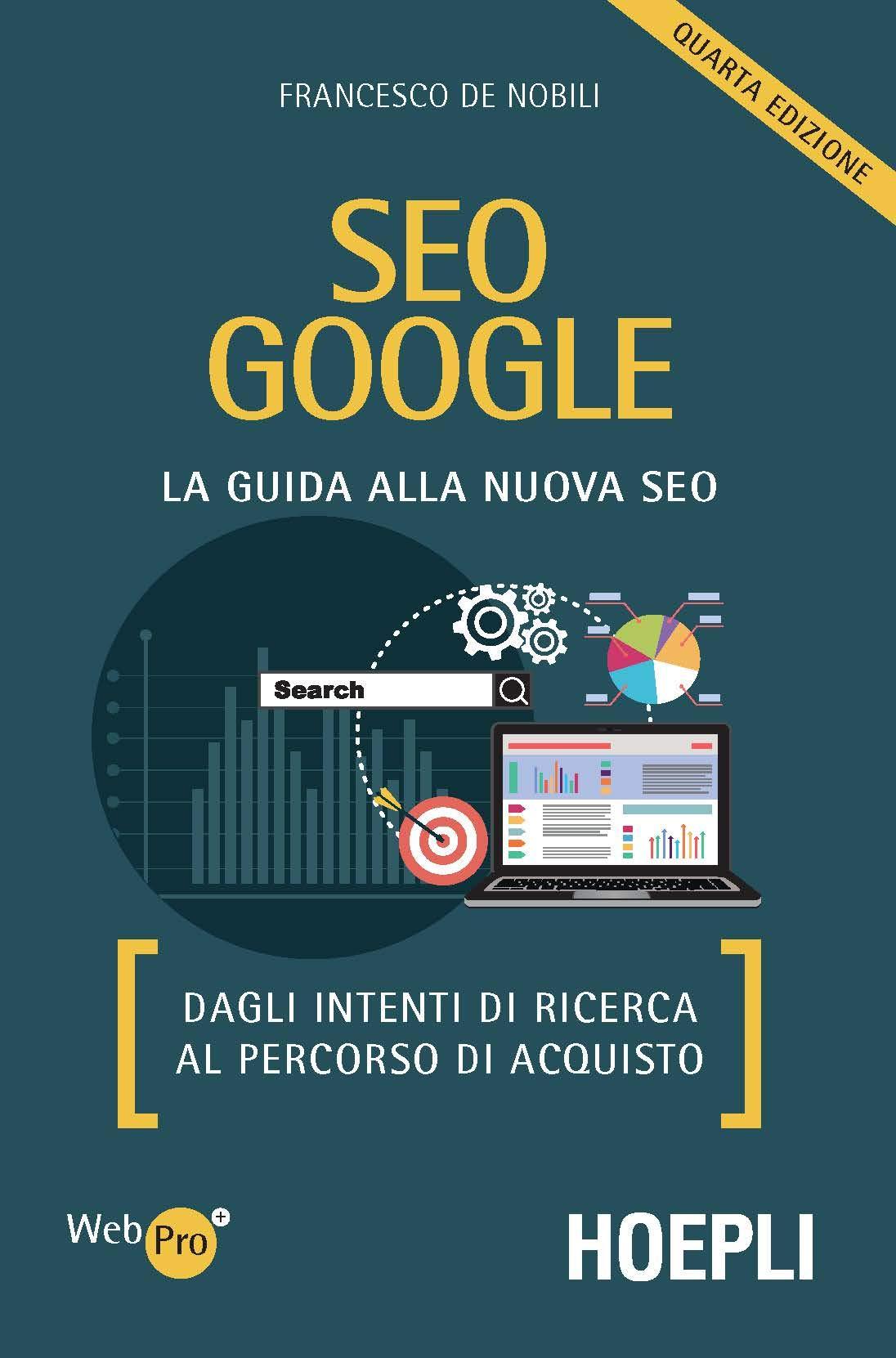 seo google libri per blogger