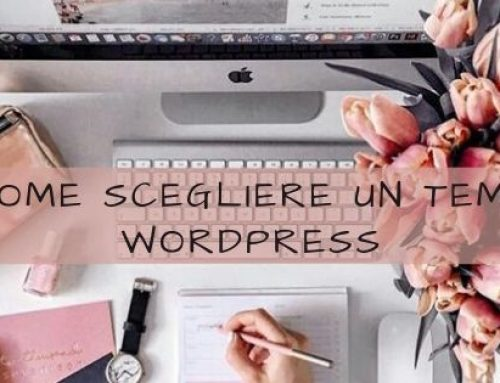 Come scegliere un tema WordPress per il tuo blog