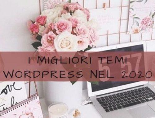 I migliori temi WordPress per il tuo blog: guida all'acquisto