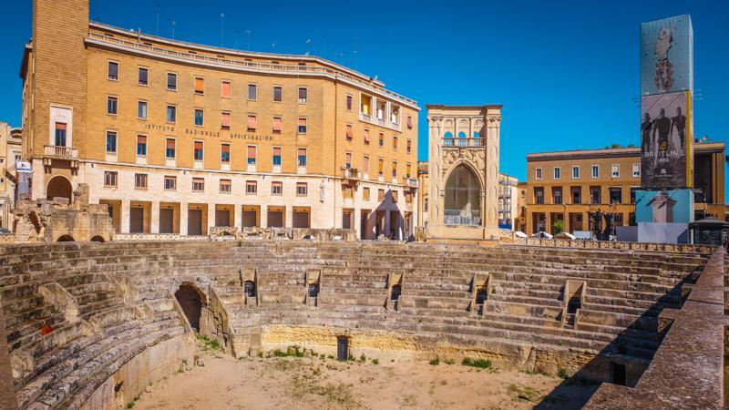 anfiteatro romano lecce