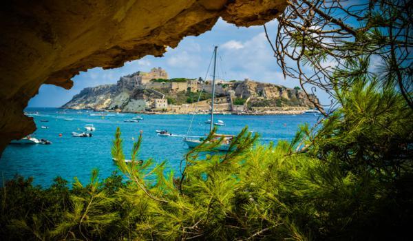 isole tremiti luoghi da visitare in puglia