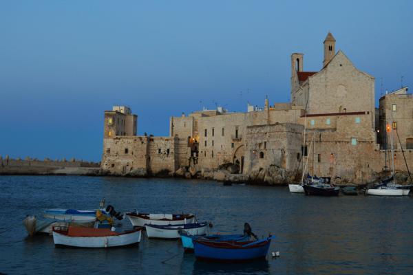 giovinazzo borgo sul mare
