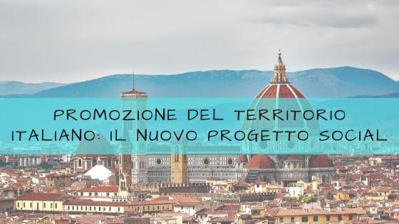 edifici tetti rossi firenze monti sulla sfondo promozione territorio italiano