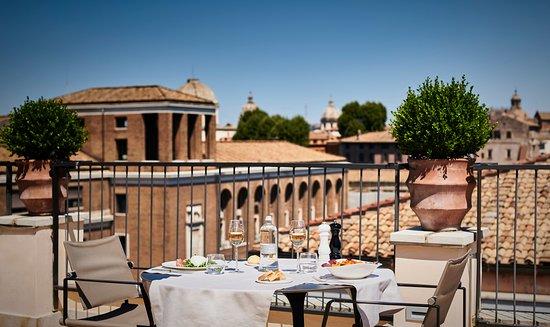 47circus roof garden roma