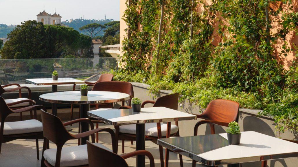 il giardino ristorante hotel eden