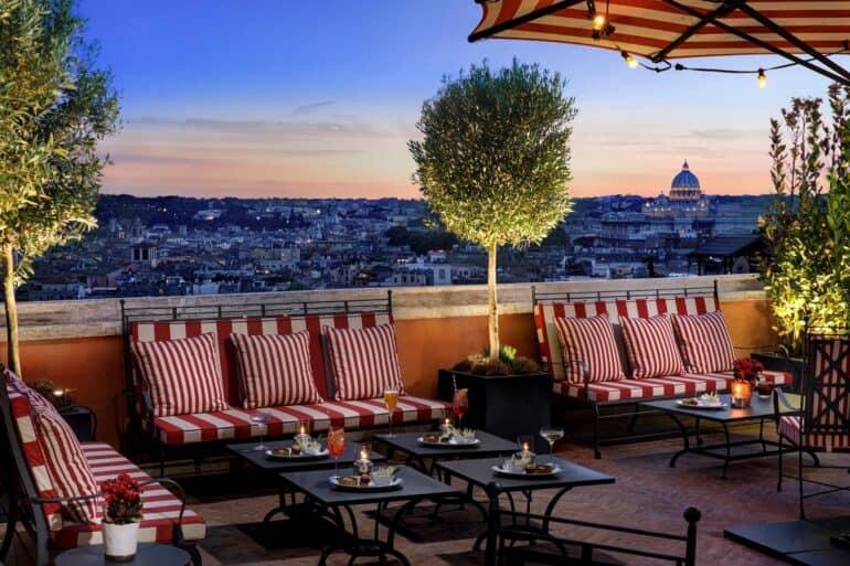 cielo terrace le migliori terrazze panoramiche di roma