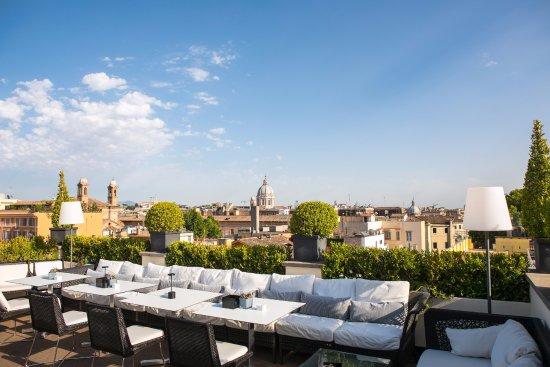 terrazza molinari - roofgarden migliori di roma