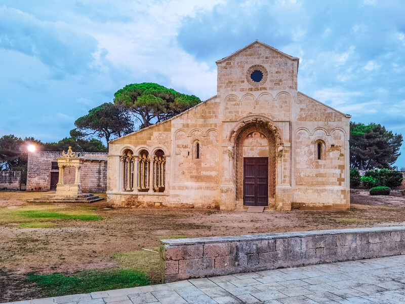 abbazia di cerrate lecce