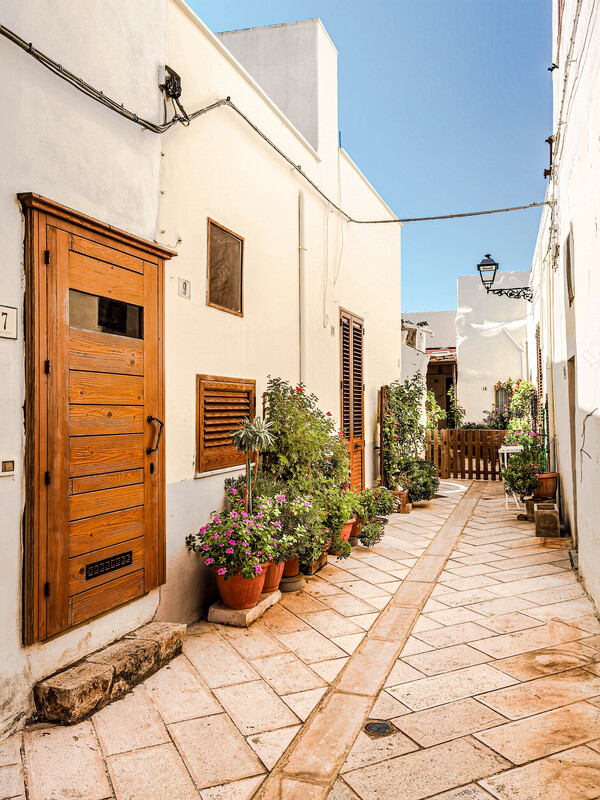 presicce, uno dei borghi più belli d'italia