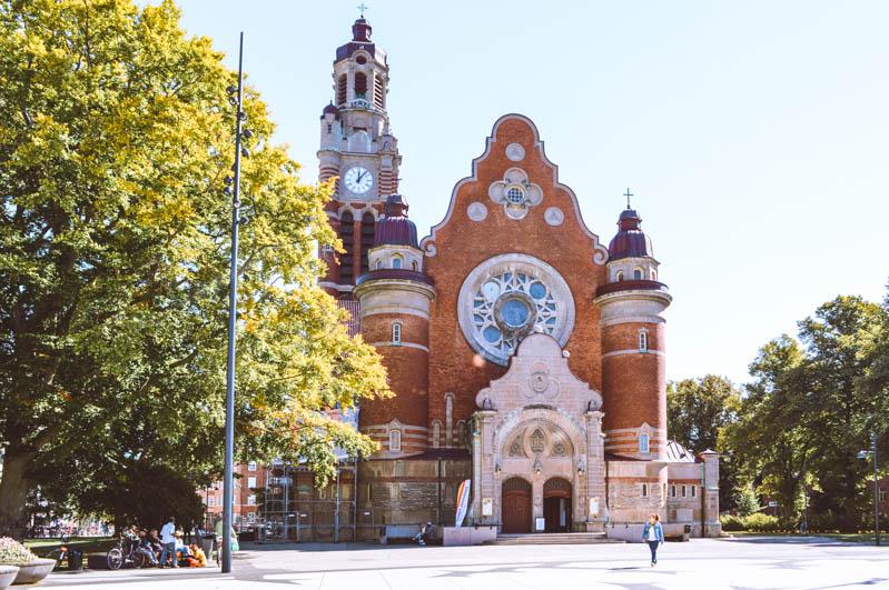 chiesa di san giovanni malmo