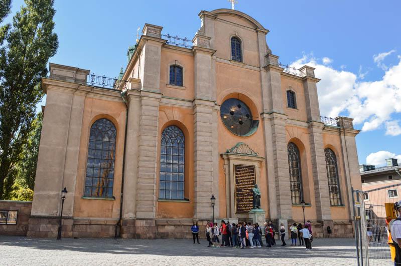 chiesa di san nicola a stoccolma