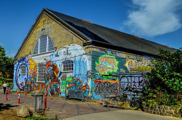 murales christiana comunità indipendente