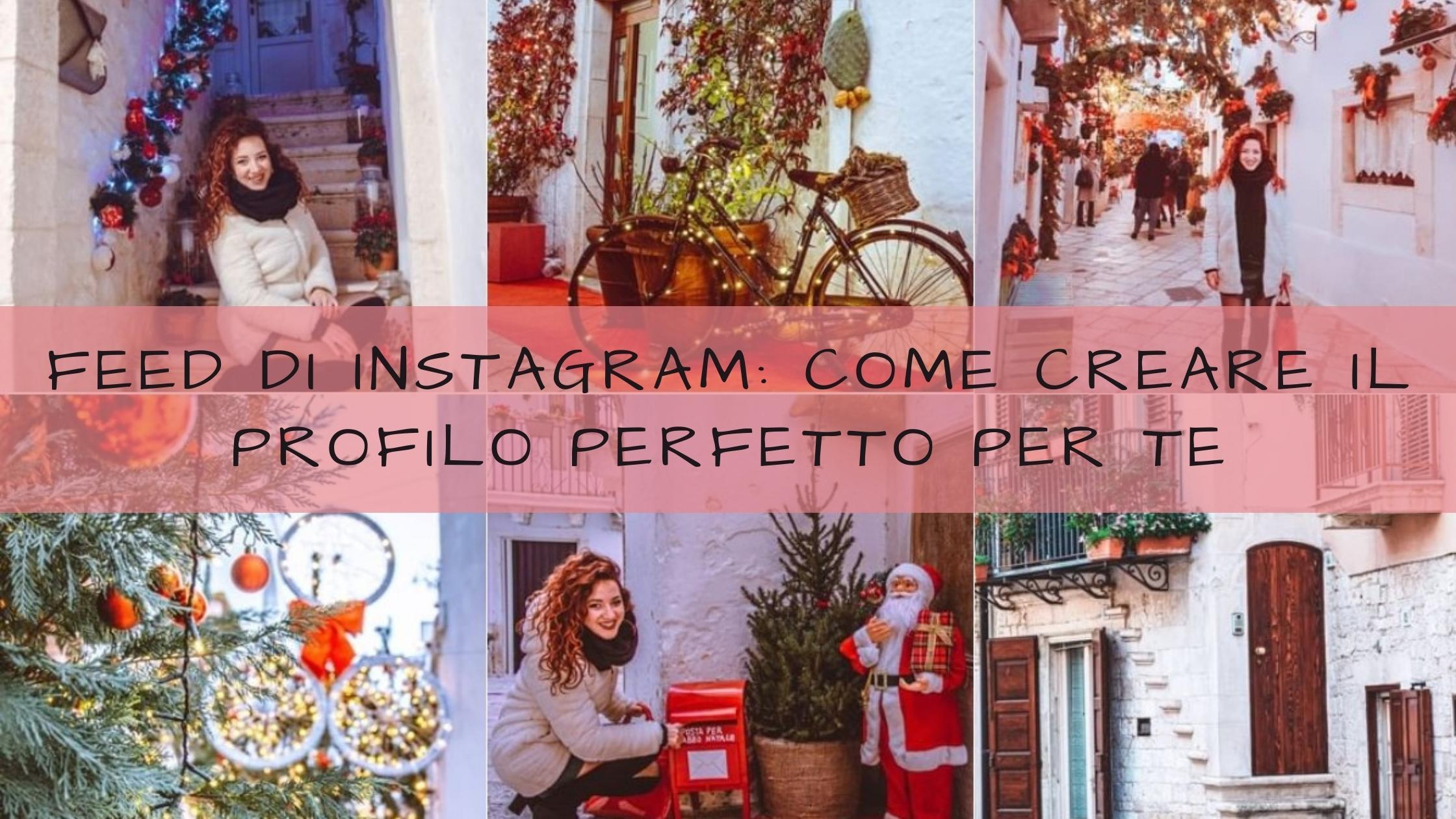 feed di instagram