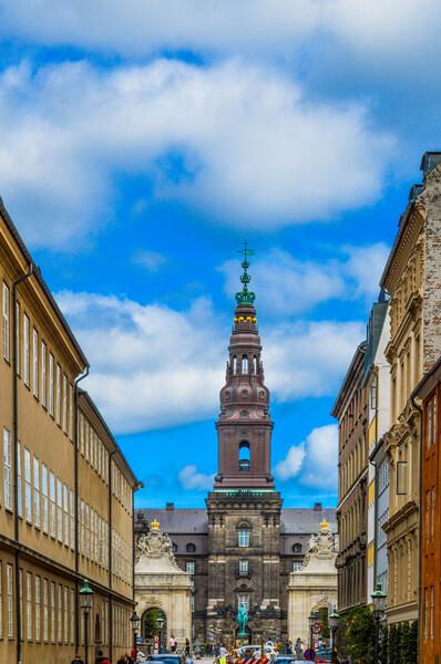 cosa vedere a copenaghen Palazzo-di-Christiansborg