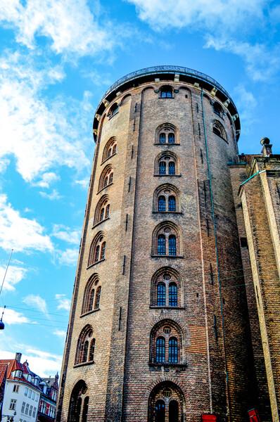Rundetårn torre rotonda cose da vedere a copenaghen