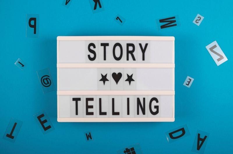 storytelling su instagram