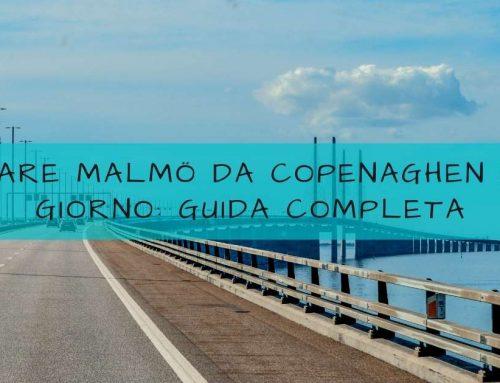 Visitare Malmö da Copenaghen in un giorno: guida completa