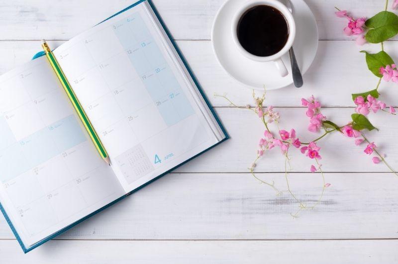 piano e calendario editoriale