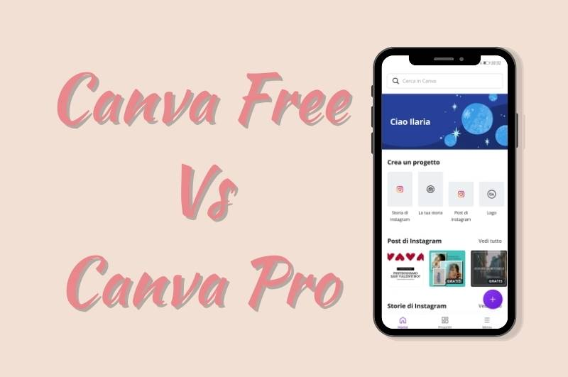 Canva Free Vs Canva Pro