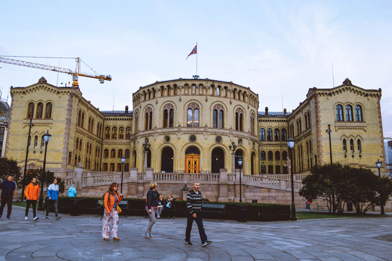 Stortinget  cosa vedere a oslooslo