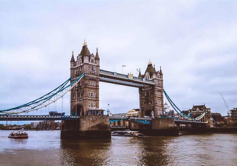 Tower bridge londra cosa vedere a londra
