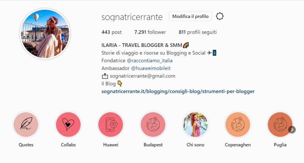engagement alto su instagram