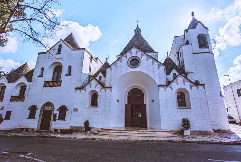 Parrocchia di Sant'Antonio di Padova - Alberobello