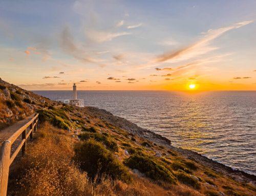 Dove guardare l'alba e il tramonto in Salento sul mare